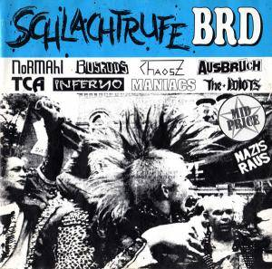 Schlachtrufe BRD - Cover