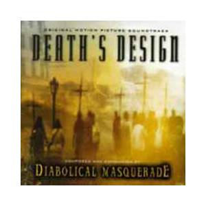 Diabolical Masquerade: Death's Design - Cover