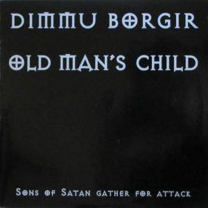 Cover - Old Man's Child: Devil's Path / In The Shades Of Life