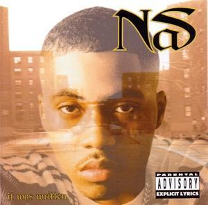 Nas: It Was Written - Cover