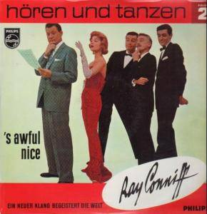 Ray Conniff & His Orchestra: 's Awful Nice - Cover