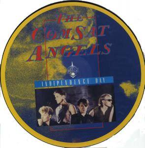 The Comsat Angels: Independance Day - Cover