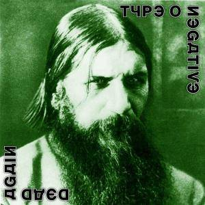 Type O Negative: Dead Again - Cover