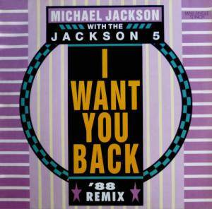 Cover - Michael Jackson & The Jackson Five: I Want You Back