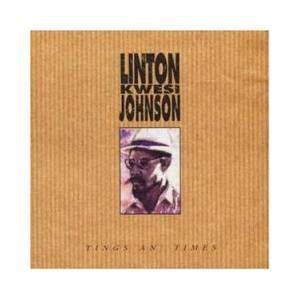 Cover - Linton Kwesi Johnson: Tings An' Times