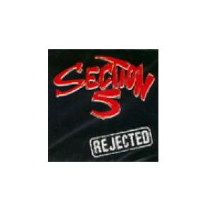 Cover - Section 5: Rejected