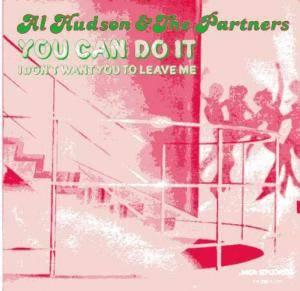 Al Hudson & The Partners: You Can Do It - Cover