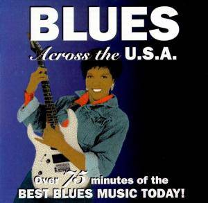 Cover - Byther Smith: Blues Across The U.S.A.