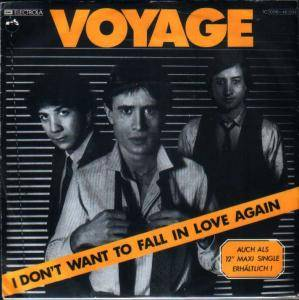 Cover - Voyage: I Don't Want To Fall In Love Again