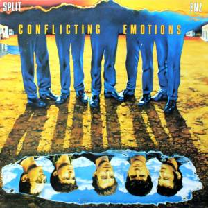 Split Enz: Conflicting Emotions - Cover