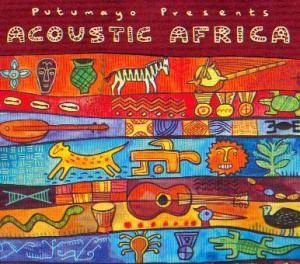 Acoustic Africa - Cover