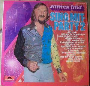 James Last: Sing Mit 2 - Cover