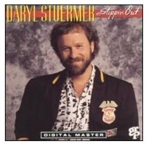 Daryl Stuermer: Steppin' Out - Cover