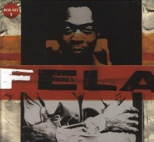 Fela Kuti & The Africa '70: Box Set 1 - Cover