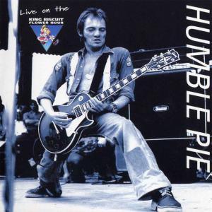 Humble Pie: Live On The King Biscuit Flower Hour - Cover