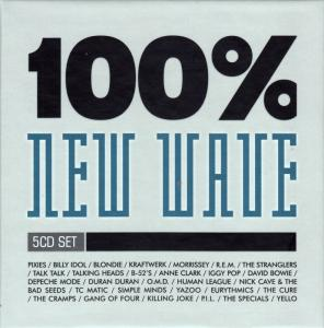 100% New Wave - Cover