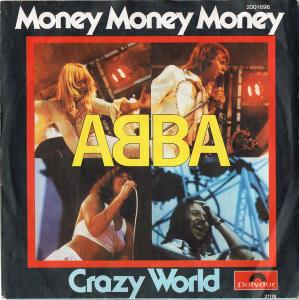 ABBA: Money Money Money - Cover