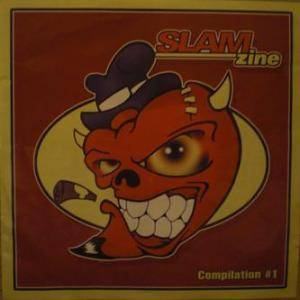 Slam-Zine Compilation # 1 - Cover