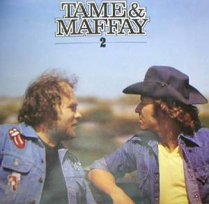 Tame & Maffay: Tame & Maffay 2 - Cover