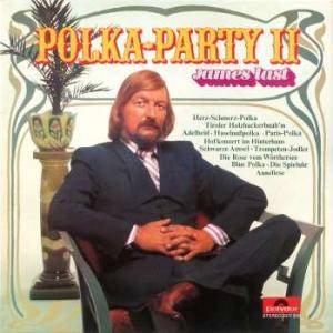 James Last: Polka-Party II - Cover