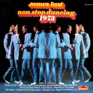 James Last: Non Stop Dancing 1973 - Cover