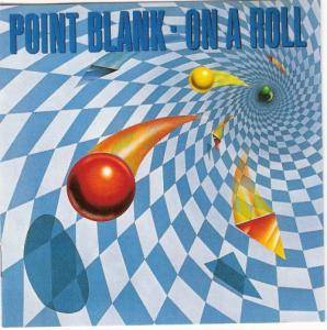 Point Blank: On A Roll - Cover
