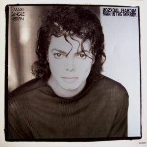Michael Jackson: Man In The Mirror - Cover
