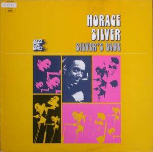 Cover - Horace Silver: Silver's Blue