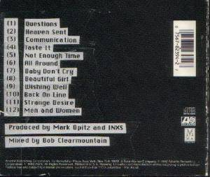 INXS: Welcome To Wherever You Are (CD) - Bild 2