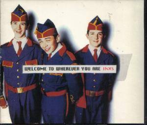 INXS: Welcome To Wherever You Are (CD) - Bild 1