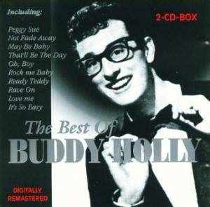 Buddy Holly: Best Of Buddy Holly, The - Cover