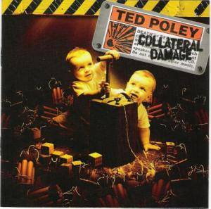 Cover - Ted Poley: Collateral Damage