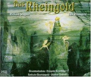 Richard Wagner: Rheingold, Das - Cover