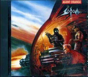 Sodom: Agent Orange (CD) - Bild 1