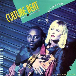 Cover - Culture Beat: Tell Me That You Wait