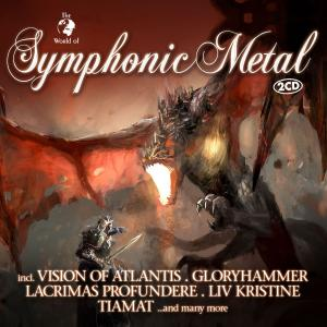 World Of Symphonic Metal, The - Cover