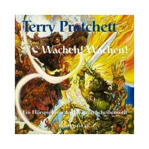 Cover - Terry Pratchett: Wachen! Wachen!