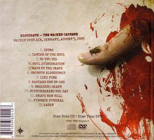 Bloodbath: The Wacken Carnage (CD + DVD) - Bild 2