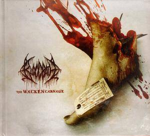 Bloodbath: The Wacken Carnage (CD + DVD) - Bild 1