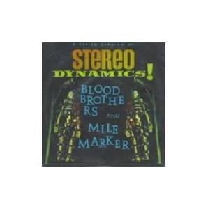 Cover - Blood Brothers, The: Varied Program Of Stereo Dynamics, A
