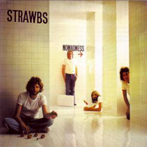 Strawbs: Nomadness - Cover