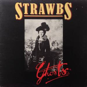 Cover - Strawbs: Ghosts