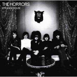 The Horrors: Psychotic Sounds For Freaks And Weirdos - Cover