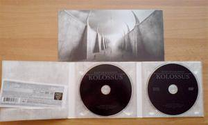Keep Of Kalessin: Kolossus (CD + DVD) - Bild 2