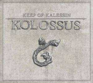 Keep Of Kalessin: Kolossus - Cover