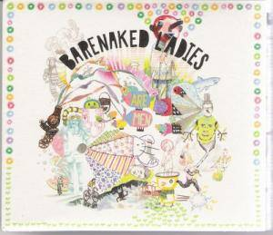 Cover - Barenaked Ladies: Barenaked Ladies Are Men