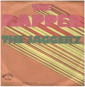 Cover - Jaggerz, The: Rapper, The