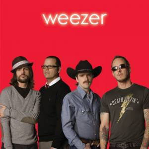 Weezer: Weezer (The Red Album) - Cover