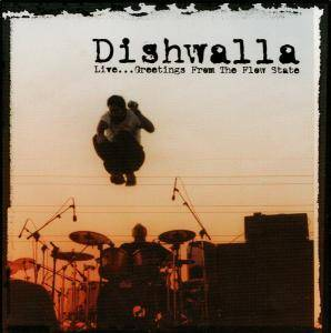 Cover - Dishwalla: Live... Greetings From The Flow State