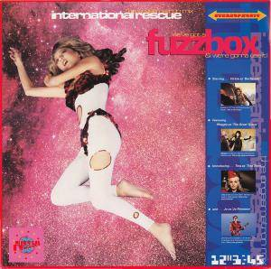 Fuzzbox: International Rescue - Cover
